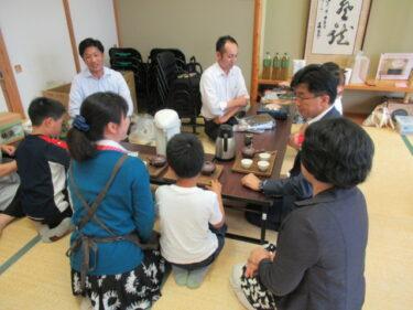 【サポートレポート】松北園茶舗さま