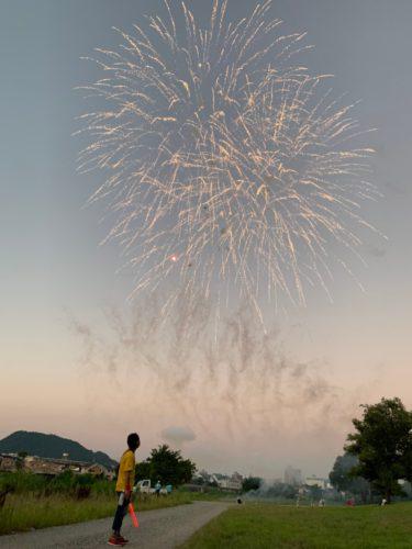 【開催報告】子ども食堂よしいだキッチン夏祭り&打ち上げ花火